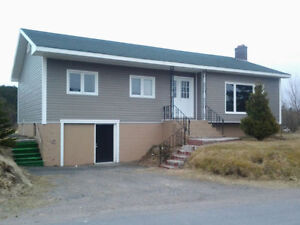 House for Rent 10 minutes from Clarenville