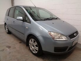 FORD C-MAX DIESEL MPV , 2006/56 REG , LOW MILES + HISTORY , YEARS MOT , FINANCE AVAILABLE , WARRANTY