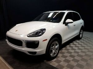 2016 Porsche Cayenne CPO | Ext. Warranty | Red Leather | Premium