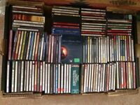 Job lot of 150+ classical music CDs, Beethoven, Mozart, Dvorak, Verdi, Chopin, Bach & many more! :-)
