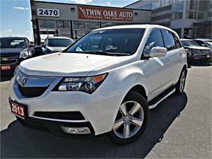 2013 Acura MDX Tech Pkg NAVI - DVD - REAR V/CAM -