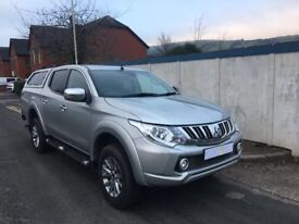 Mitsubishi Babarian L200 Double Cab Auto Excellent Condition