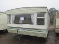 Static Caravan Mobile Home 28x12x2bed Willerby Herald SC5643