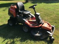 husqvarna R418Ts AWD used lawnmower petrol