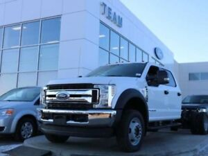 2018 Ford F-550 XLT, 663A, SYNC, KEYLESS ENTRY, POWER SEAT, CHRO