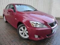 Lexus IS 220D 2.2 175, Gorgeous Turbo Diesel Lexus, Complete with Full Service History, and 2019 MOT