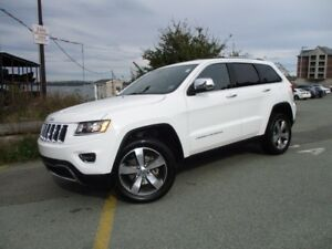 2016 Jeep GRAND CHEROKEE LIMITED V6 (JUST REDUCED TO $36977!! 4X