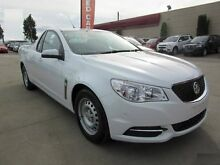 2015 Holden Ute VF MY15 79,000KMS White 6 Speed Automatic Utility Pearsall Wanneroo Area Preview