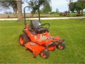 2010 Kubota ZD331 Zero Turn Riding Lawn Mower
