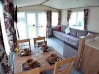 Modern Static Caravan @ Southerness! Scotland Glasgow, Ayr, Carlisle, Newcastle, Edinburgh, Dumfries