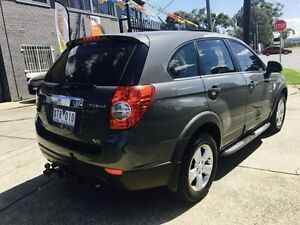 2010 Holden Captiva CG MY10 SX (FWD) 5 Speed Automatic Wagon Brooklyn Brimbank Area Preview