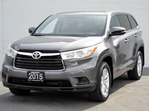 2015 Toyota Highlander LE 4dr All-wheel Drive