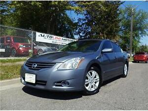 2011 NISSAN ALTIMA 2.5S**PUSH BUTTON**SUNROOF**LOADED!