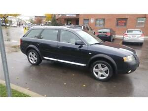 Audi Allroad A4 A6 Wagon All Wheel Drive Certified Etested