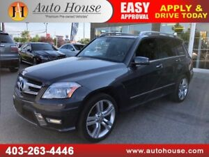 2012 MERCEDES GLK 350 PANORAMIC ROOF LOW KMS
