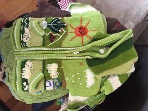 Ensemble de vêtements pour garçon - 18 mois - Prestige