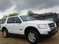 2007 Ford Explorer XLT--ADVANCE TRACK RSC- 4X4-ONE OWNER--CLEAN