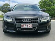 2011 Audi A5 8T MY11 Sportback S tronic quattro Black 7 Speed Sports Automatic Dual Clutch Hatchback Chevallum Maroochydore Area Preview