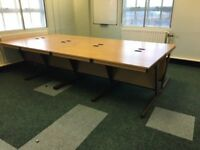Old Wooden School Desks - Free is collected by 20 Dec