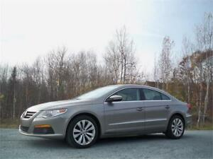 REDUCED!!! 2009 Volkswagen Passat CC Sportline! ONLY 9990$