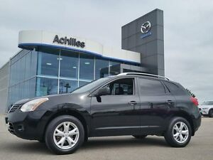 2009 Nissan Rogue *AS-IS* SL AWD, Leather