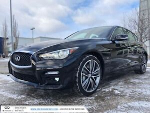 2017 Infiniti Q50 CPO rates as low as 3.9%, 6YR/160,000 WARRANTY
