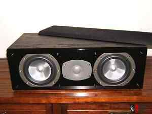 Energy C-series C-C100 center channel speaker