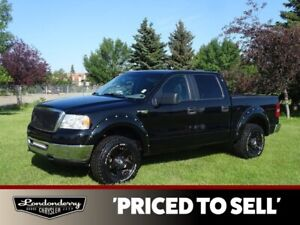 2007 Ford F-150 4WD SUPERCREW XLT Accident Free,  Bluetooth,  Re