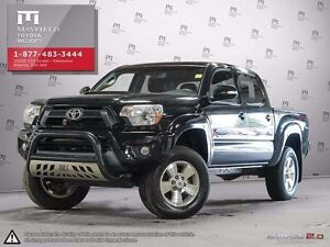 2013 Toyota Tacoma Double Cab TRD sport package 4x4 6-speed manu