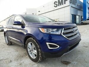 2015 Ford Edge SEL AWD, leather, power seat, back up cam, alloys