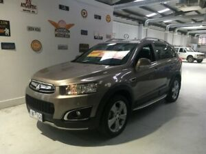 HOLDEN CAPTIVA  LTZ TURBO DIESEL 7 SEATS Bayswater Knox Area Preview