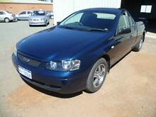 2004 Ford Ba Falcon XL Automatic Utility.......FULL HISTORY Wagin Wagin Area Preview