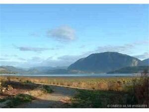 2 SHUSWAP LAKE WATERFRONT LOTS DOWNTOWN HARBOURFRONT DISTRICT