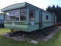 Willerby Leven Static Caravan 1995 37ft x 12ft 4 bed