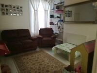 Manchester Fallowfield 2 bed Victorian end terraced house to Manchester 3 bed house