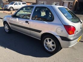 Silver Ford Fiesta Great Runner first to see will buy