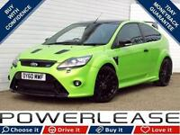 2010 60 FORD FOCUS 2.5 RS 3D 300 BHP