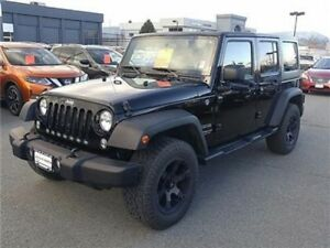 2015 Jeep Wrangler Unlimited Sport Unlimited BC JEEP NO ACCIDENT