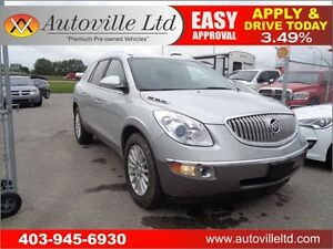 2010 Buick Enclave CXL Leather Camera 90 DAYS NO PAYMENTS