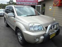 2003 Nissan X-Trail T30 ST (4x4) Bronze 5 Speed Manual Wagon Edgeworth Lake Macquarie Area Preview