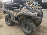 2008 YAMAHA GRIZZLY 700 + TONS OF EXTRAS Timmins Ontario Preview