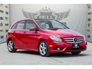 2014 Mercedes-Benz B-Class LIMITED PKG NAVIGATION PANO SUNROOF L