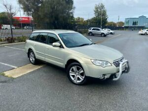 2006 Subaru Outback B4A MY07 AWD Gold 4 Speed Sports Automatic Wagon Mile End South West Torrens Area Preview