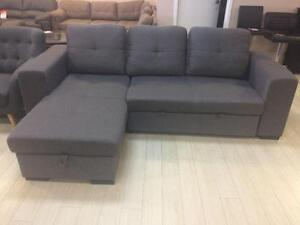 $$$ Blow Out Sale*brand new sectional sofa bed with storage