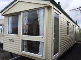 3 BEDROOM STATIC CARAVAN FOR SALE. CHEAP. SKEGNESS, INGOLDMELLS & CHAPEL
