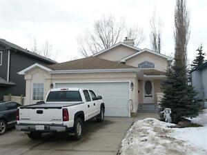 Nice BiLevel Backing Onto Park - Oversize Double Garage