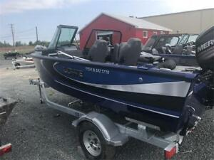 JUST IN 2018 LOWE 1710 FISH AND SKI