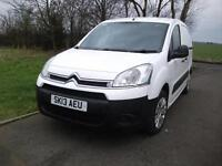 One Owner Citroen Berlingo, 3 Front Seats, Side Door, EW, CL, Bennett Van Sales