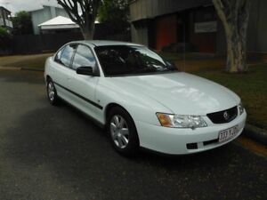 2003 Holden Commodore II Executive White 4 Speed Automatic Sedan Kedron Brisbane North East Preview