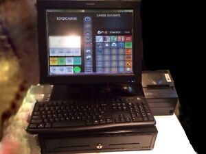 Cash Register - MEV for restaurant/Cafe